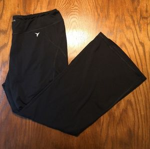 Old Navy Bootcut Athletic Pants with Back Zipper
